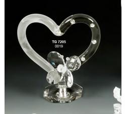 Fatina su campanella 6.3x6.3x10 cm