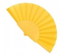 Ventaglio plastica e tela colore GIALLO t-158-GL Ventagli 1,12€