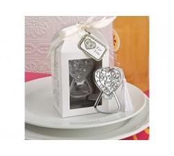 Apribottiglia cuore lavorato argento 5258 Apribottiglie 4,83€