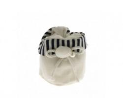 Sacchettino tema mare con gesso conchiglia C1913 Sacchettini 2,68€