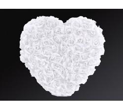 Cuore a fiore pieno, bianco, 50 cm PDPSP-008 Home 35,00€
