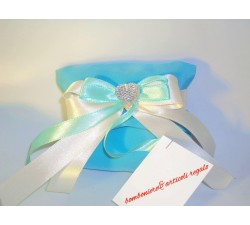 SACCHETTO IN SETA TIFFANY L.6021TIFF Home 2,90 €