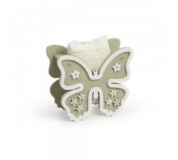 Portaconfetti Legno Farfalla Con Sacchetto Fango (4 PZ) DD.32CK717037 Fai da te 8,00€