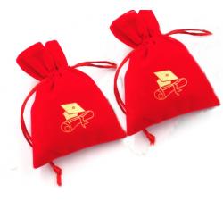 Sacchetti portaconfetti Laurea SI.12 BOMBONIERE 0,80€