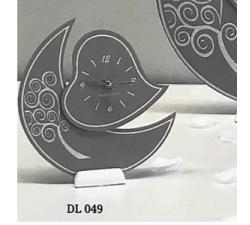 LUNA OROLOGIO CUORE L. DL017 Gadget 28,00€