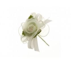 Fiore Poetico con racchette portaconfetti AVORIO B0616AV Fiori 3,27€