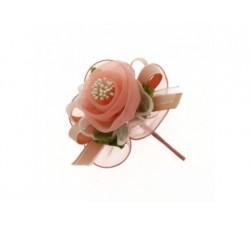 Fiore Poetico con racchette portaconfetti CORALLO B0616CO Fiori 3,27€
