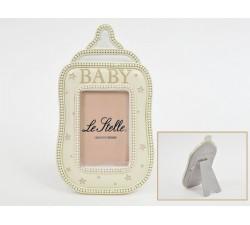P/FOTO BIBERON BABY (5X5) 9x16 CM *OUTLET* ST.3593 BOMBONIERE 3,08€
