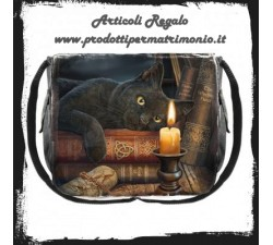 Borsa a tracolla Witching Hour (LP) 40 cm Borsa a tracolla Witching Hour Cat di Lisa Parker NN.0 IDEE REGALO 36,27 €