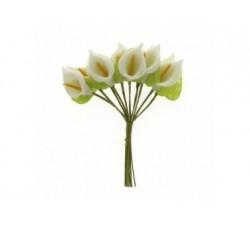 Fiore CALLA fiore piccolo B0638 Fiori 0,28€
