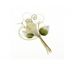 Fiore calla con racchette portaconfetti B0641 Fiori 2,09€