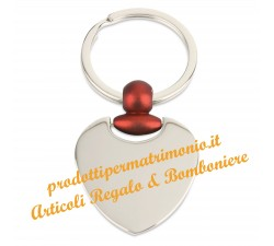PORTACHIAVE CUORE CF.P072 GADGET 1,20€