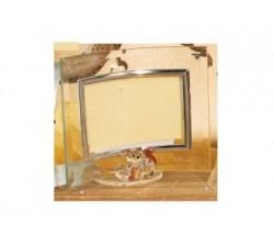 Portafoto gattino misure foto cm 6x9 15045 Cristallo 14,64€