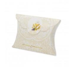 Scatolina portaconfetti Busta Santa Comunione 81677 Home 2,00€