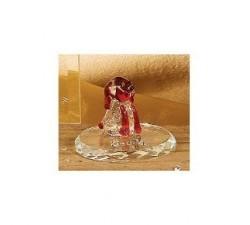 Base vetro cagnolino 8x5.5 cm 15043 Cristallo 12,69€