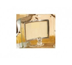 Portafoto cagnolino misura foto 6x9 cm 15041 Cristallo 14,59€