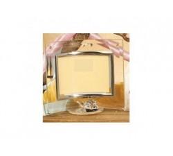 Portafoto tartaruga misure foto 6x9 cm 15051 Cristallo 15,54€