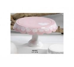 ALZATA PER DOLCE 19 CM. PORCELLANA PB13521 Porcellana e Ceramica 30,50€