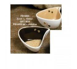 CIOTOLINA GOCCIA 10 CM.2 ASSORTITE .PORCELLANA PB14555 Porcellana e Ceramica 9,27€